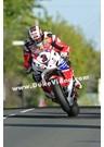 John McGuinness through Ballagarey TT 2013