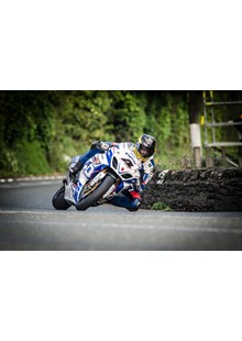 Guy Martin Greeba Bridge TT 2013 Acrylic