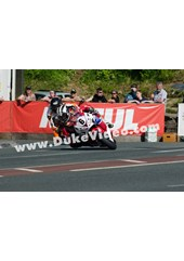 Anstey vs. Dunlop. Quarterbridge, Senior, TT 2013
