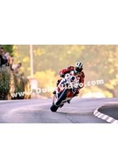Churchtown wheelie, Michael Dunlop, TT 2013