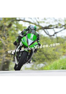 Lightweight TT winner James Hillier, TT 2013