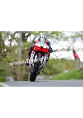 Michael Dunlop's Barregarrow Wheelie, TT 2013