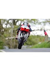 Michael Dunlop's Barregarrow Wheelie, TT 2013