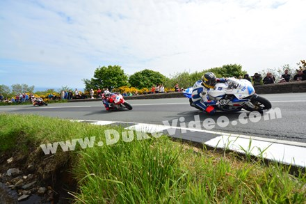 McGuinness, Dunlop and Martin, Gooseneck TT 2013 - click to enlarge