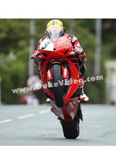 John McGuinness Joey Dunlop tribute TT 2013