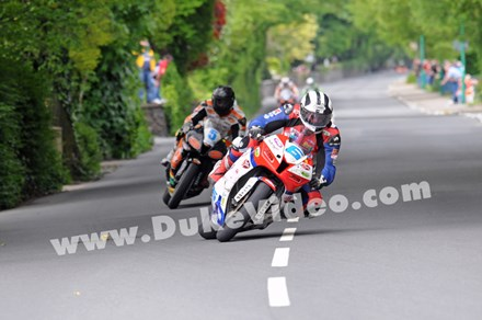 Dunlop and Anstey, Schoolhouse TT 2013