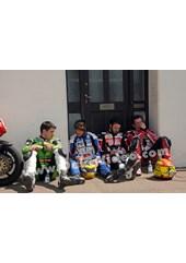 Hillier, Martin, Donald and McGuinness TT 2013