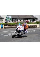 Josh Brookes Ramsey TT 2013