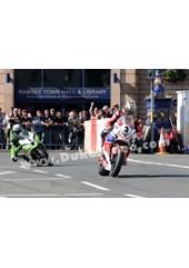 McGuinness leads Hillier through Ramsey TT 2013