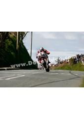 Michael Dunlop's big wheelie TT 2013