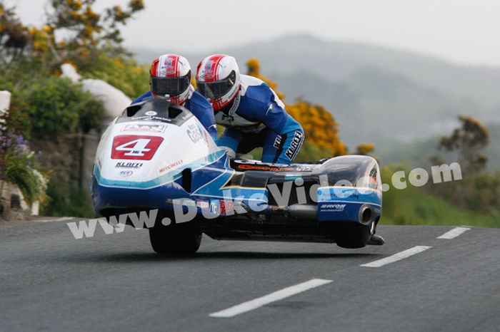 Ben and Tom Birchall, Rhencullen TT 2013 - click to enlarge