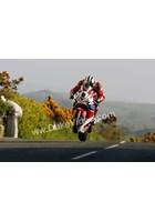 Michael Dunlop jumps TT 2013