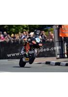 Bruce Anstey Supersport Wheelie TT 2013