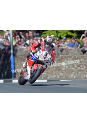 John McGuinness TT 2013 Senior Winner