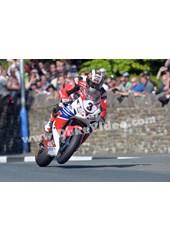 John McGuinness TT 2013 Senior Winner