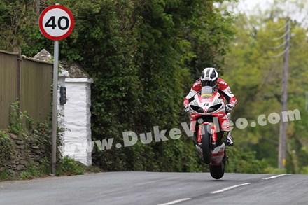 William Dunlop TT 2013 Superbike