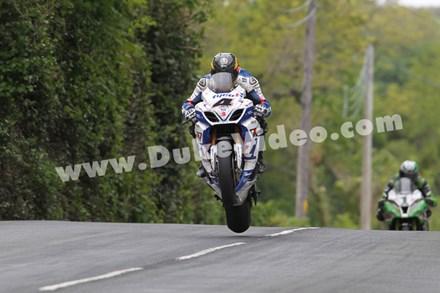 Guy Martin TT 2013 Superbike - click to enlarge