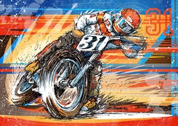 Rex Beauchamp Slide Burner  - click to enlarge