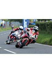 William Dunlop leads Michael Ulster GP 2013