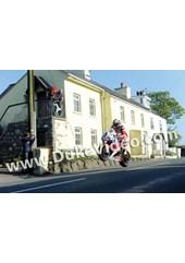 John McGuinness Rhencullen TT 2013