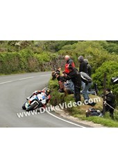 TT 2014 Bruce Anstey at Waterworks