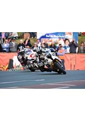 Dunlop Brothers at Quarterbridge, TT 2014