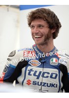 TT 2014 a laughing Guy Martin