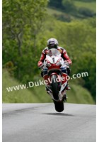 John McGuinness; Wheelie alone