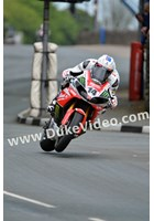 TT 2014 Josh Brookes at St. Ninian's.