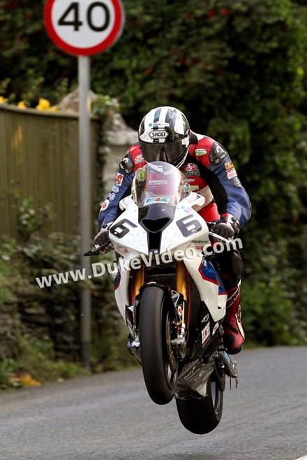 TT 2014 Michael Dunlop