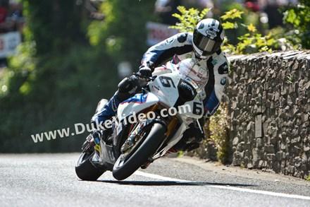 Michael Dunlop at Union Mills, TT 2014