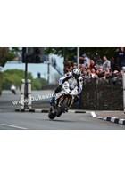 Michael Dunlop at St Ninian's, TT 2014