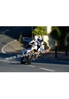 TT 2014 Michael Dunlop exiting Union Mills