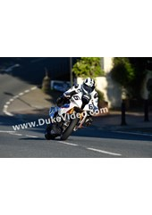 TT 2014 Michael Dunlop exiting Union Mills