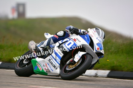 TT 2014 William Dunlop across the mountain