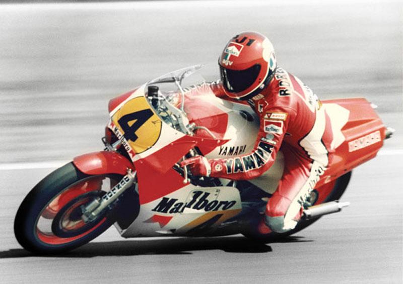 Kenny Roberts Silverstone 1983 : Duke Video