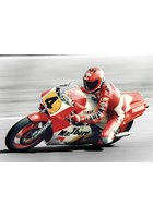 Kenny Roberts Silverstone 1983