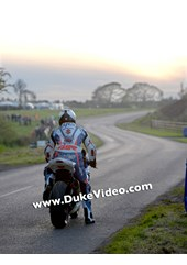 William Dunlop, (Tyco Suzuki), Tandragee 100 2014