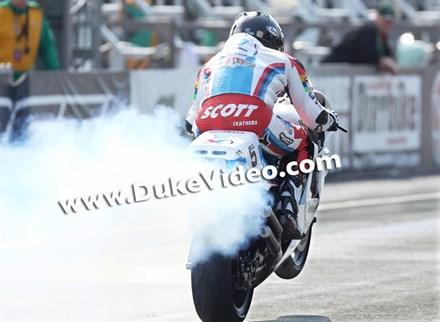 Bruce Anstey (Valvoline Padgetts Yamaha), Classic TT 2014 - click to enlarge