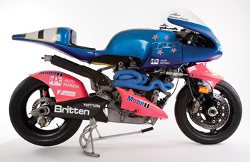 1992 Britten V1000 - click to enlarge