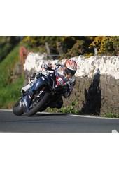 Cameron Donald Tower Bends Superstock Practice TT 2009