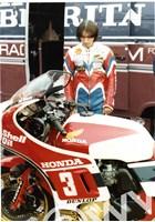 Joey Dunlop Donington 1982