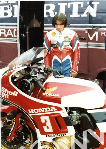Joey Dunlop Donington 1982 - click to enlarge