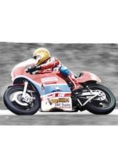 Joey Dunlop Cadwell Park 1981
