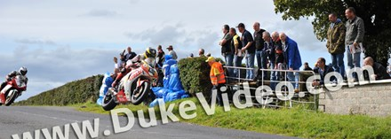 Guy Martin Ulster Grand Prix 2008