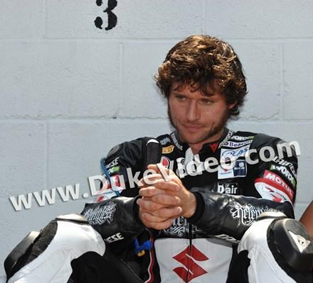 Guy Martin TT Superbike 2011 Print - click to enlarge