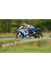 Guy Martin Supersport Ulster Grand Prix 2012