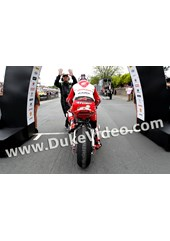 John McGuinness Senior Start TT 2015