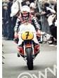 Barry Sheene Silverstone 1982