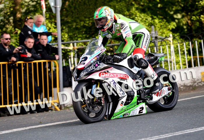 James Hillier Ballaugh TT 2015 - click to enlarge